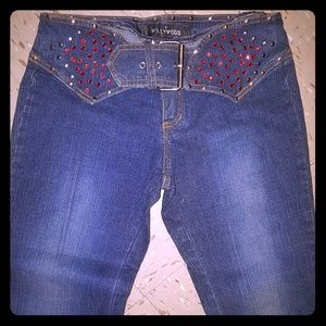 Pants - Women Hollywood jeans